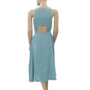 Free People Dresses - Free People Woo Wee Solid Boho Summer Dress S